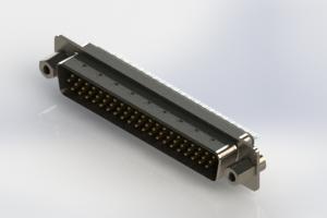 637-062-632-043 - Vertical D-Sub Connector