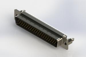 637-062-632-046 - Vertical D-Sub Connector