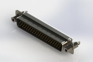 637-062-632-047 - Vertical D-Sub Connector