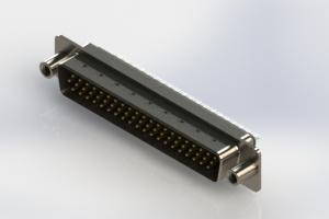 637-062-632-048 - Vertical D-Sub Connector