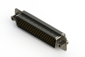 637-078-232-043 - Vertical D-Sub Connector