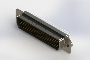 637-078-330-042 - Vertical D-Sub Connector