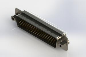 637-078-330-043 - Vertical D-Sub Connector