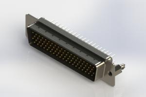 637-078-330-046 - Vertical D-Sub Connector
