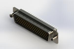 637-078-330-048 - Vertical D-Sub Connector