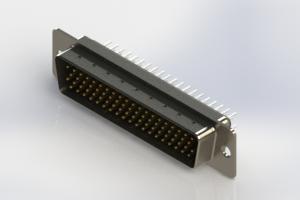 637-078-630-041 - Vertical D-Sub Connector