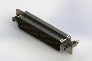 637-078-630-047 - Vertical D-Sub Connector
