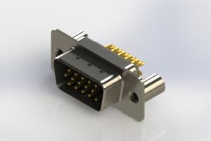 637-M15-632-BT3 - Machined D-Sub Connectors
