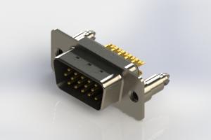 637-M15-632-BT5 - Machined D-Sub Connectors