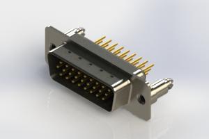 637-M26-230-BN5 - Machined D-Sub Connectors