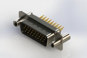 637-M26-230-BT4 - Machined D-Sub Connectors