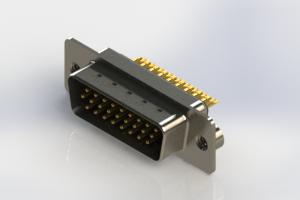 637-M26-232-BN2 - Machined D-Sub Connectors