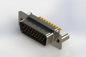 637-M26-232-BN3 - Machined D-Sub Connectors