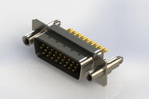 637-M26-232-BT6 - Machined D-Sub Connectors