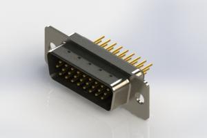637-M26-330-BN1 - Machined D-Sub Connectors