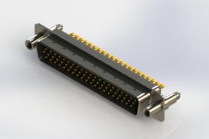 637-M62-332-BN6 - Machined D-Sub Connectors