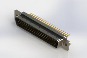 637-M62-630-BN2 - Machined D-Sub Connectors