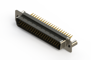 637-M62-630-BN3 - Machined D-Sub Connectors