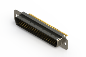 637-M62-632-BN1 - Machined D-Sub Connectors