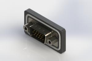 637-W15-222-012 - Waterproof High Density D-Sub Connectors