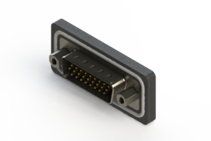 637-W26-622-012 - Waterproof High Density D-Sub Connectors