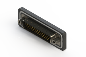 637-W44-221-012 - Waterproof High Density D-Sub Connectors