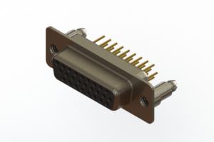 638-M26-330-BT5 - Machined D-Sub Connectors
