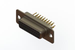 638-M26-630-BN1 - Machined D-Sub Connectors