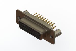 638-M26-630-BN3 - Machined D-Sub Connectors