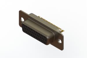 638-M26-632-BN1 - Machined D-Sub Connectors