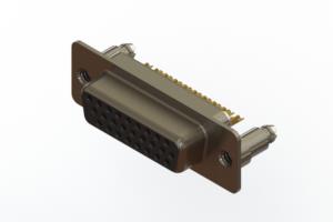 638-M26-632-BN5 - Machined D-Sub Connectors