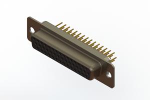 638-M44-230-BN1 - Machined D-Sub Connectors