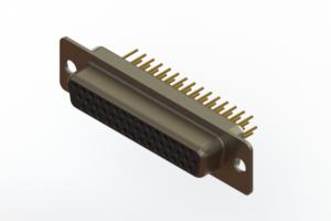 638-M44-230-BT1 - Machined D-Sub Connectors