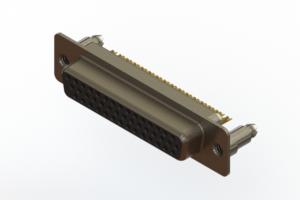 638-M44-232-BN5 - Machined D-Sub Connectors