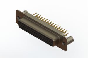 638-M44-330-BT3 - Machined D-Sub Connectors