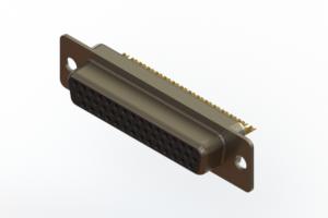 638-M44-332-BN1 - Machined D-Sub Connectors