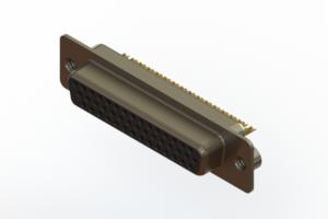 638-M44-332-BN2 - Machined D-Sub Connectors