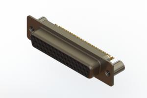 638-M44-332-BN3 - Machined D-Sub Connectors