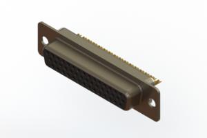 638-M44-332-BT1 - Machined D-Sub Connectors