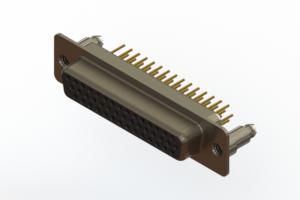 638-M44-630-BN5 - Machined D-Sub Connectors