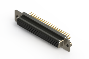 638-M62-230-BT2 - Machined D-Sub Connectors