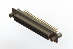 638-M62-230-BT4 - Machined D-Sub Connectors