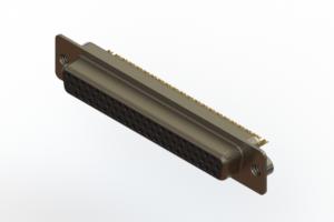 638-M62-232-BN2 - Machined D-Sub Connectors