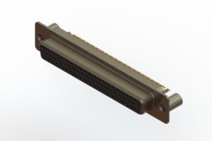 638-M62-232-BT3 - Machined D-Sub Connectors