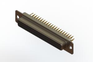 638-M62-330-BN1 - Machined D-Sub Connectors