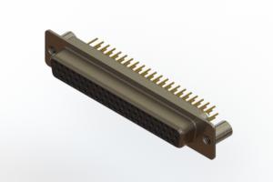 638-M62-330-BN3 - Machined D-Sub Connectors