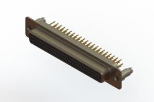 638-M62-330-BT5 - Machined D-Sub Connectors