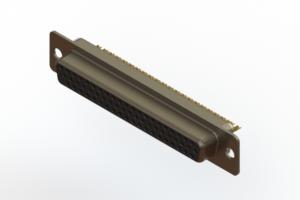 638-M62-332-BT1 - Machined D-Sub Connectors