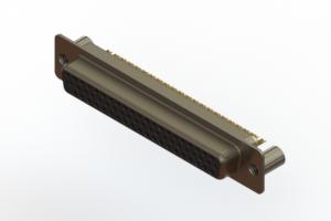 638-M62-332-BT3 - Machined D-Sub Connectors