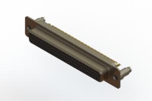638-M62-332-BT5 - Machined D-Sub Connectors